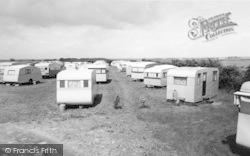 Ulrome, Top View Trailer Park c.1965