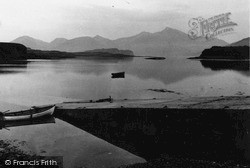 Ulva, Mull From The Ferry 1959