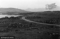 Ulva, Ruined Crofts 1959