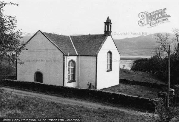 Photo of Ulva, The Church 1959