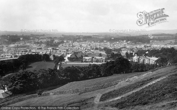 Photo of Ulverston, 1895