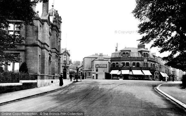 Photo of Ulverston, 1912
