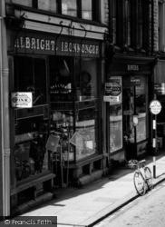 Ulverston, Allbright Ironmonger 1961