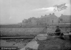 Ulverston, Canal Foot 1923