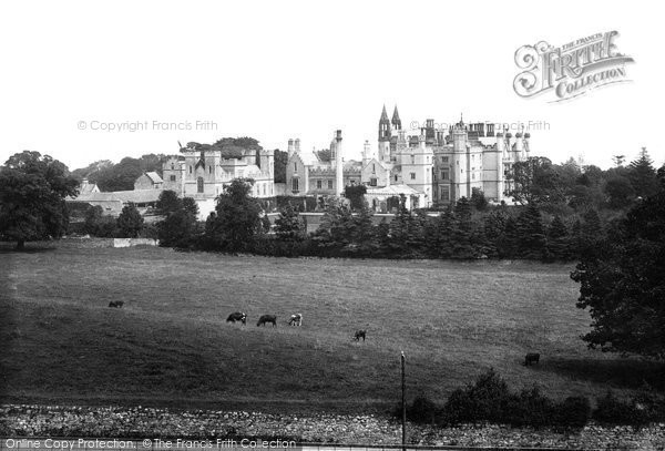 Photo of Ulverston, Conishead Priory 1895, ref. 35906