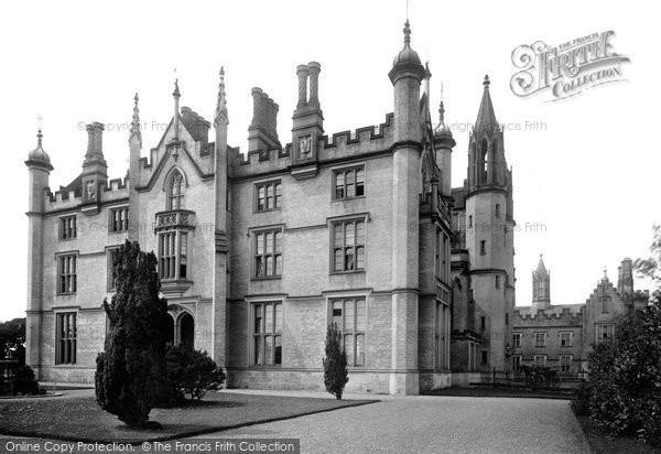 Photo of Ulverston, Conishead Priory Convalescent Home 1895