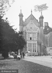 Ulverston, Conishead Priory Convalescent Home For Durham Mine Workers c.1931