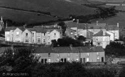 Ulverston, From Mowings Lane 1925