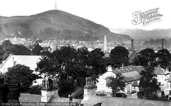 Photo of Ulverston, From Tower View 1925