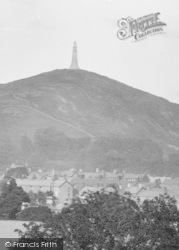 Ulverston, From Tower View 1925