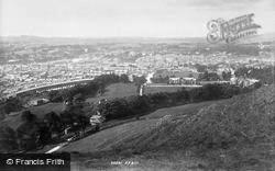 Ulverston, General View 1895