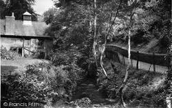 Ulverston, Gillbanks c.1950