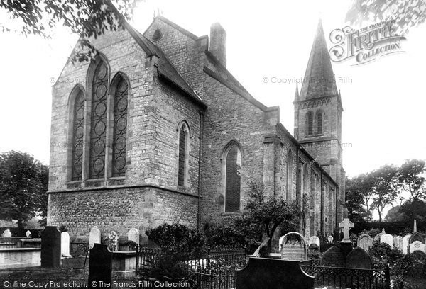 Photo of Ulverston, Holy Trinity Church 1895