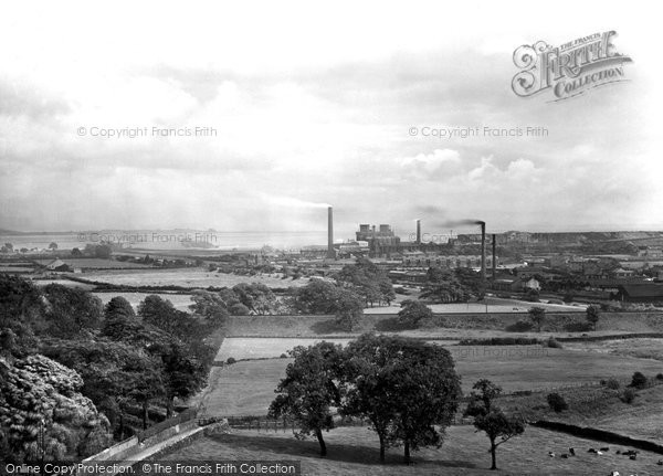 Photo of Ulverston, Iron Works 1929
