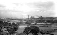 South Ulverston, Iron Works 1929