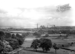 Ulverston, Iron Works 1929