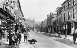 Ulverston, King Street 1912