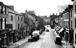 Ulverston, King Street 1950