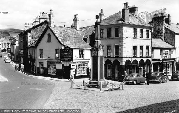 Photo of Ulverston, King Street 1961