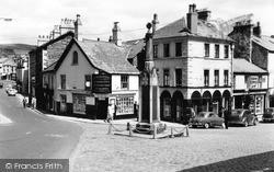 Ulverston, King Street 1961