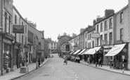 Ulverston, King Street c1950