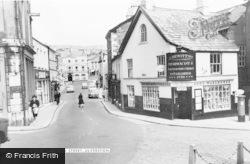 Ulverston, King Street c.1960