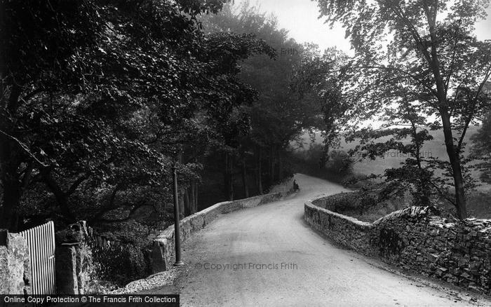 Photo of Ulverston, Levy Beck Bridge 1923