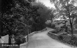 Ulverston, Levy Beck Bridge 1923