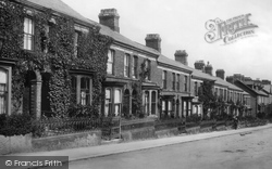 Ulverston, Lightburn Terrace 1907