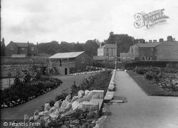Ulverston, Lightburne Park 1907