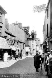 Ulverston, Lower Market Street 1921