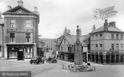 Ulverston, Market Place 1929
