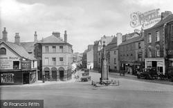 Ulverston, Market Street 1929