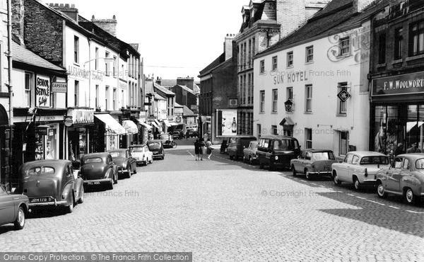 Photo of Ulverston, Market Street 1961