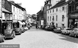 Ulverston, Market Street 1961