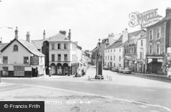 Ulverston, Market Street c.1960