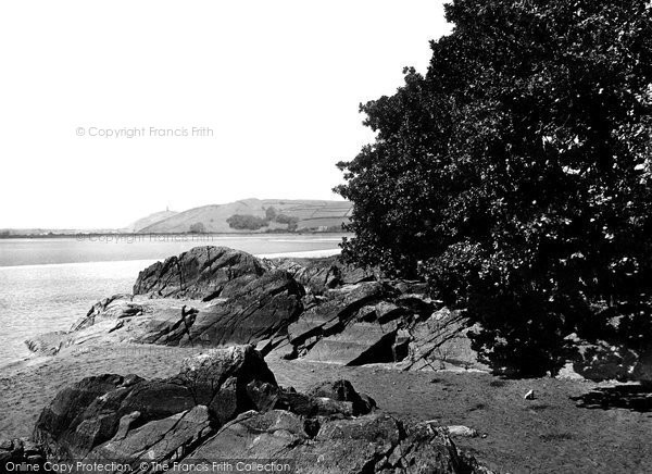 Photo of Ulverston, Mereness Sands 1921