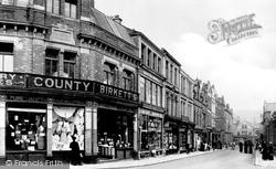 Ulverston, New Market Street 1912