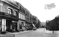 Ulverston, New Market Street 1934