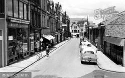 Ulverston, New Market Street 1961