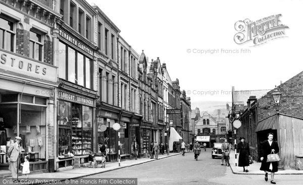 Photo Of Ulverston New Market Street C1950