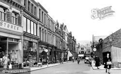 Ulverston, New Market Street c.1950