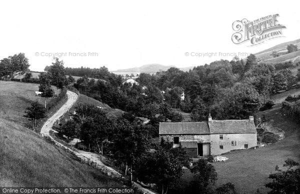Photo of Ulverston, Newlands 1895