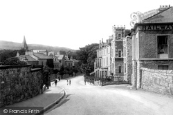 Ulverston, Princes Street 1895