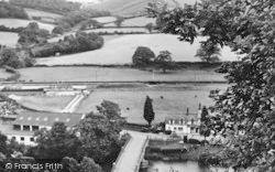 The Bridge c.1955, Umberleigh