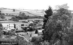 Umberleigh, The Village c.1950