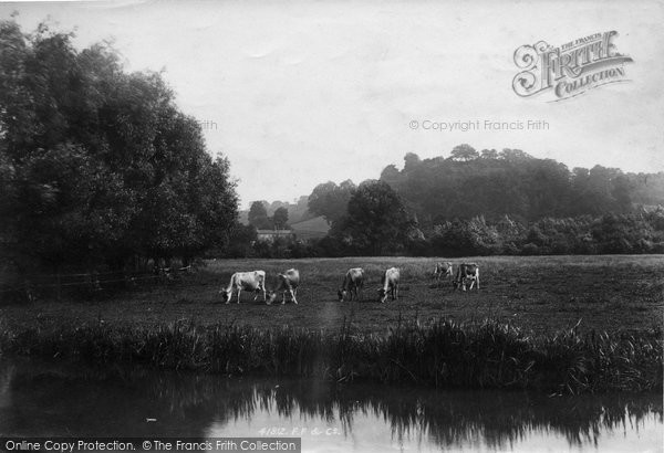 Photo of Unstead, 1898