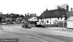 Upavon, The Village c.1960