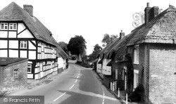 Upavon, The Village c.1965