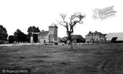 Upleadon, St Mary's Church c.1965